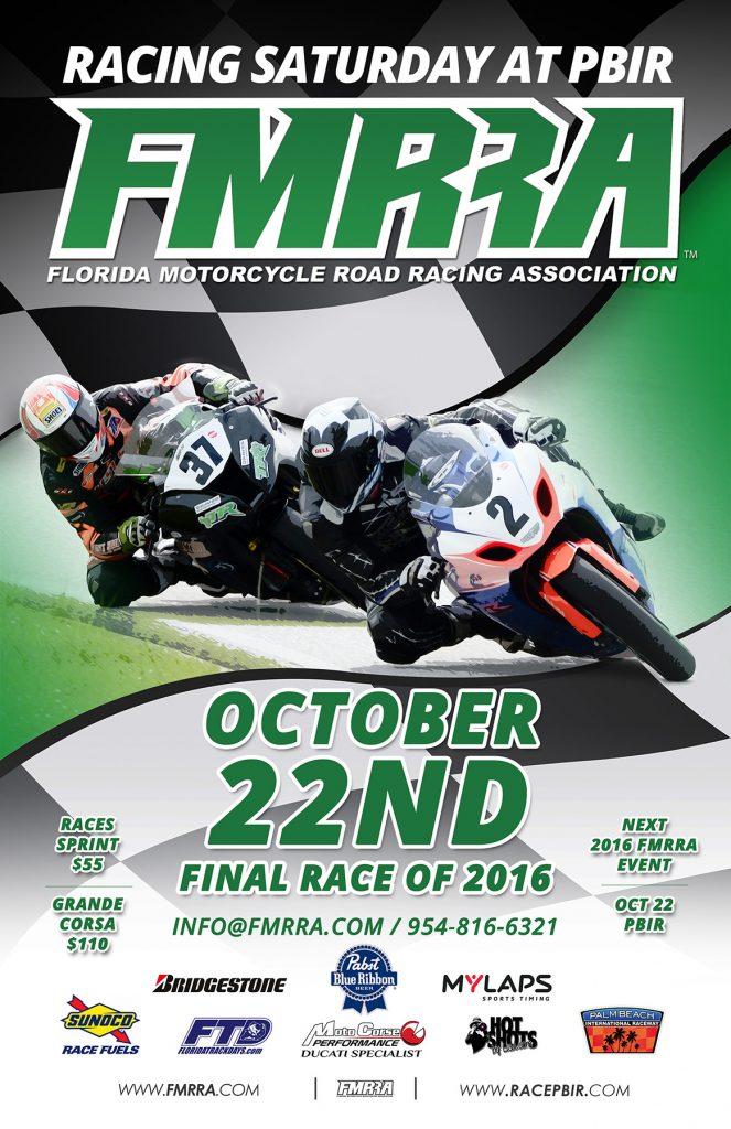 FMRRA October Poster