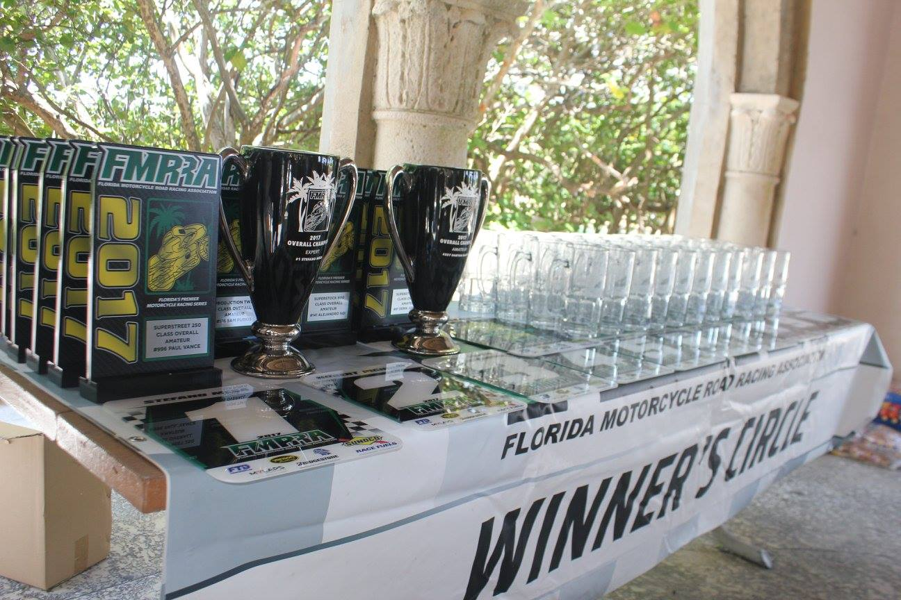 fmrra championship awards
