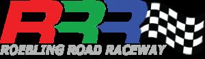 roebling road raceway logo